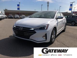 Used 2019 Hyundai Elantra Preferred|SUNROOF|REAR CAMERA|BLUETOOTH| for sale in Brampton, ON