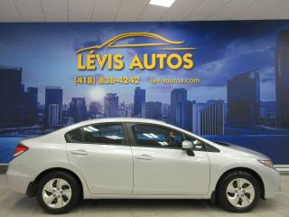 Used 2014 Honda Civic Lx Sièges Ch. A/c for sale in Lévis, QC