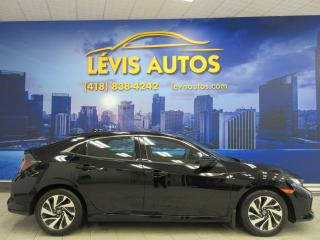 Used 2018 Honda Civic Lx Sport Turbo for sale in Lévis, QC