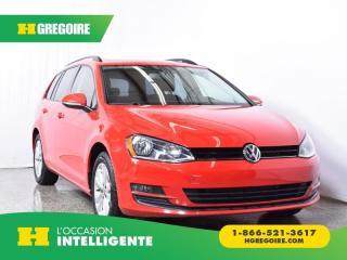 Used 2015 Volkswagen Golf COMFORTLINE TOIT for sale in St-Léonard, QC