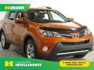 Used 2015 Toyota RAV4 XLE AWD AC GR ELEC for sale in St-Léonard, QC