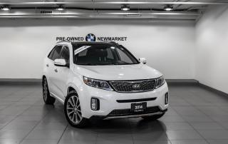 Used 2014 Kia Sorento 3.3L LX V6 FWD at -NO ACCIDENTS| KEYLESS ENTRY| for sale in Newmarket, ON