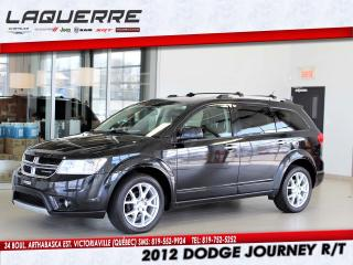 Used 2012 Dodge Journey R/T for sale in Victoriaville, QC