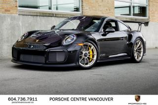 Used 2019 Porsche 911 GT2 RS | PORSCHE CERTIFIED for sale in Vancouver, BC