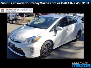 Used 2013 Toyota Prius V CVT for sale in Courtenay, BC