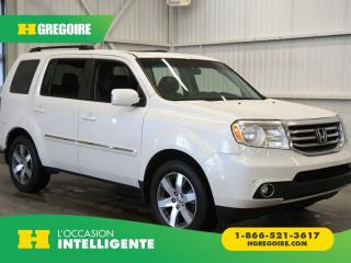 Used 2013 Honda Pilot TOURING AWD CUIR for sale in St-Léonard, QC