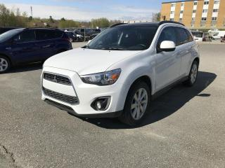Used 2014 Mitsubishi RVR traction intégrale 4 portes CVT GT for sale in Sherbrooke, QC