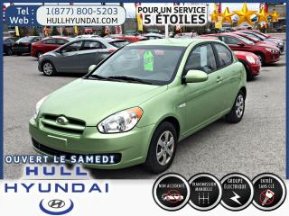 Used 2009 Hyundai Accent GL A/C for sale in Gatineau, QC