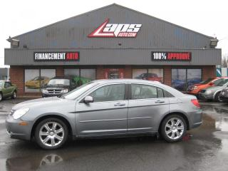 Used 2010 Chrysler Sebring Berline Touring 4 portes for sale in Ste-Catherine, QC