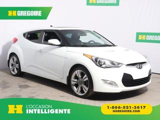 Used 2015 Hyundai Veloster TECH A/C TOIT NAV for sale in St-Léonard, QC