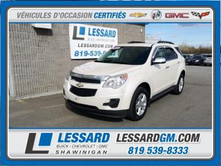 Used 2015 Chevrolet Equinox Lt, Bluetooth for sale in Shawinigan, QC