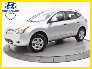 Used 2010 Nissan Rogue S Awd A/c Grp for sale in Brossard, QC