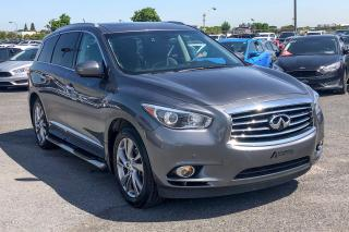 Used 2015 Infiniti QX60 Premium Awd Cuir for sale in Saint-hubert, QC