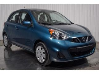 Used 2015 Nissan Micra Sv A/c Bluetooth for sale in Saint-hubert, QC