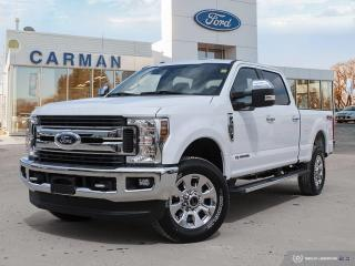 New 2019 Ford F-250 Super Duty for sale in Carman, MB