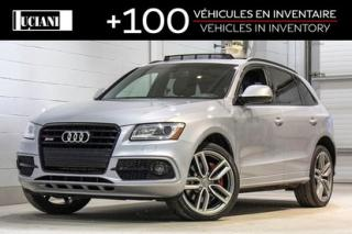 Used 2016 Audi SQ5 for sale in Montréal, QC