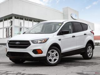 New 2019 Ford Escape S FWD for sale in Winnipeg, MB