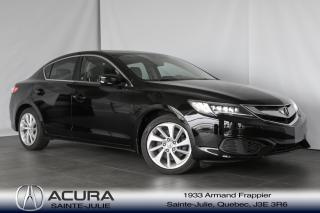 Used 2016 Acura ILX CUIR  NAVY GARANTIE PROLONGÉ 130000km for sale in Ste-Julie, QC