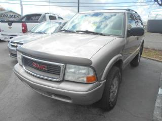 Used 2005 GMC Jimmy 2 portes, à quatre roues motrices - SLS for sale in Sorel-Tracy, QC
