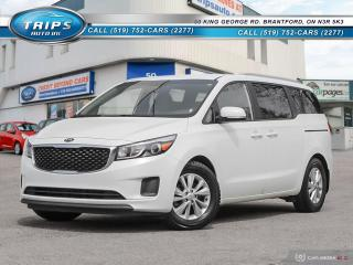 Used 2017 Kia Sedona LX for sale in Brantford, ON