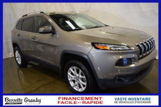 Used 2016 Jeep Cherokee North V6 for sale in Granby, QC