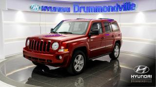 Used 2010 Jeep Patriot NORTH 4X4 + A/C + CRUISE + WOW ! for sale in Drummondville, QC