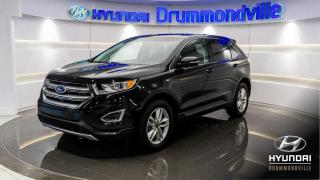 Used 2017 Ford Edge SEL AWD + GARANTIE + NAVI + CUIR + TOIT for sale in Drummondville, QC