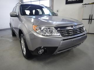 Used 2010 Subaru Forester X Limited,LEATHER,ROOF,0 CLAIM for sale in North York, ON