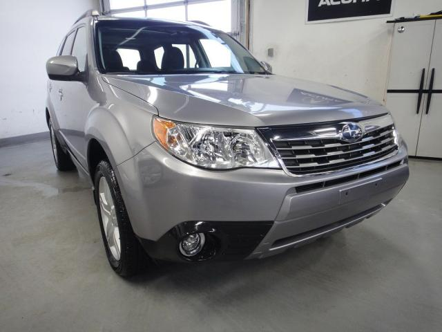 2010 Subaru Forester X Limited,LEATHER,ROOF,0 CLAIM