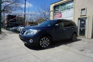 Used 2014 Nissan Pathfinder 4 RM 4 portes SV for sale in Laval, QC