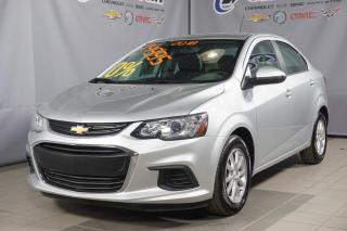 Used 2018 Chevrolet Sonic Lt A/c Dem A for sale in Montréal, QC