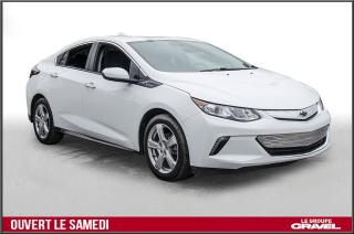 Used 2018 Chevrolet Volt Lt Sieges Ch for sale in Ile-des-Soeurs, QC