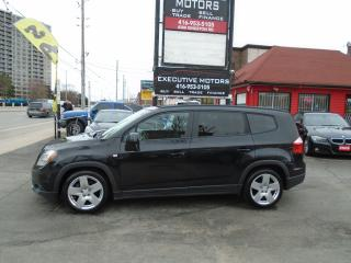 Used 2012 Chevrolet Orlando 2LT/ REMOTE START/ ALLOYS / SUNROOF/ A/C / MINT for sale in Scarborough, ON