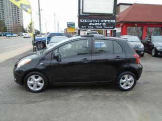 Used 2008 Toyota Yaris RS/ NO ACCIDENT / ONE OWNER / LOW KM/ LOADED / for sale in Scarborough, ON