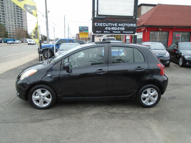 2008 Toyota Yaris RS/ NO ACCIDENT / ONE OWNER / LOW KM/ LOADED /