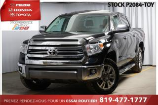 Used 2017 Toyota Tundra **EDITION 1794**     MAGNIFIQUE CAMION! for sale in Drummondville, QC