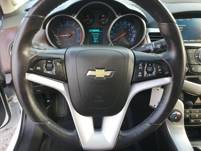 2016 Chevrolet Cruze 2LT Photo22