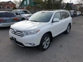 Used 2012 Toyota Highlander Sport for sale in Brampton, ON