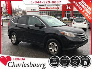 Used 2014 Honda CR-V LX 2RM**BANCS CHAUFFANTS** for sale in Charlesbourg, QC