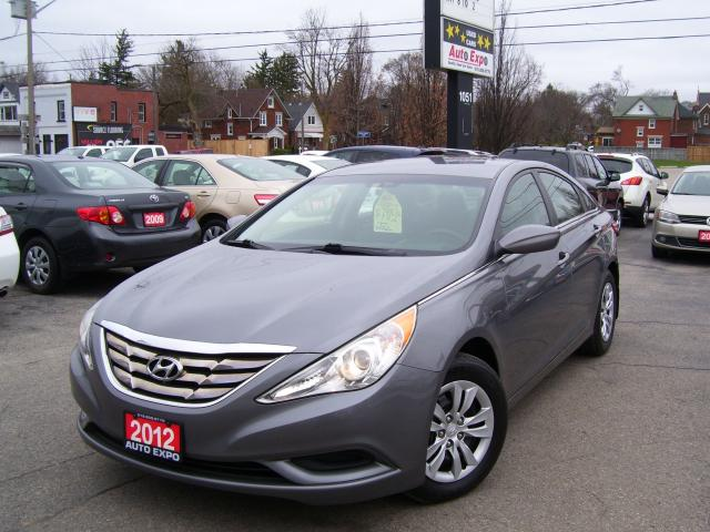 2012 Hyundai Sonata GLS,Auto,A/C,Key less,Certified,No accident,AUX In