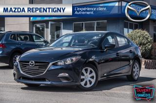 Used 2016 Mazda MAZDA3 G for sale in Repentigny, QC