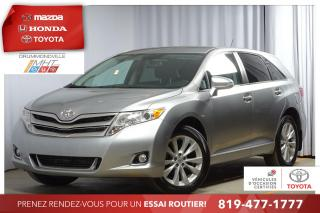 Used 2016 Toyota Venza ** CERTIFIÉ TOYOTA **  HISTORIQUE CONNU!! for sale in Drummondville, QC