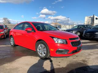 Used 2015 Chevrolet Cruze 1LT (CERTIFIED) for sale in Brampton, ON