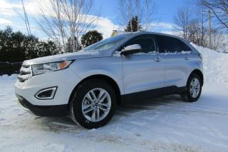 Used 2018 Ford Edge SEL AWD for sale in Thetford Mines, QC
