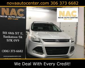 Used 2013 Ford Escape SEL for sale in Saskatoon, SK