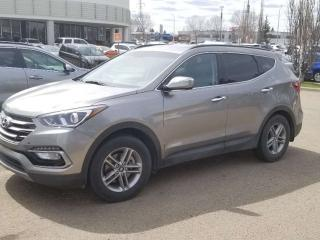 Used 2018 Hyundai Santa Fe Sport SE; BLUETOOTH, BACKUP CAM, HEATED SEATS AND MORE for sale in Edmonton, AB