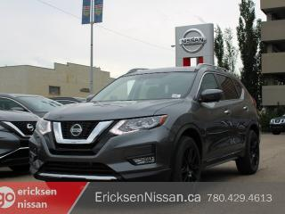 New 2019 Nissan Rogue SL 4dr AWD Sport Utility for sale in Edmonton, AB