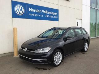 New 2019 Volkswagen Golf Sportwagen HIGHLINE W/ DRIVER'S ASSISTANCE for sale in Edmonton, AB