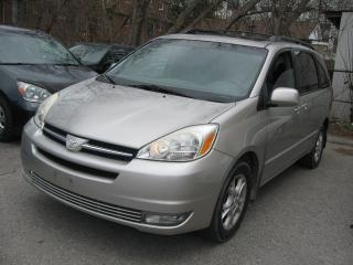 Used 2005 Toyota Sienna XLE LTD for sale in Scarborough, ON