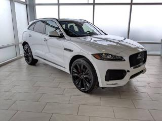 New 2019 Jaguar F-PACE S for sale in Edmonton, AB